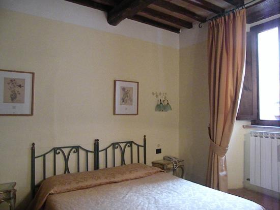 Hotel Porta del Tempo: camera da letto