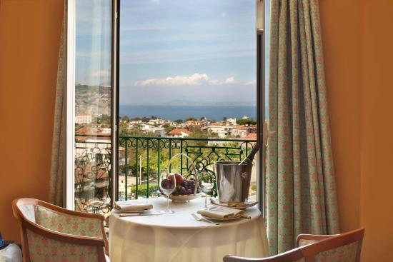 Grand Hotel La Pace Sorrento Italy Reviews