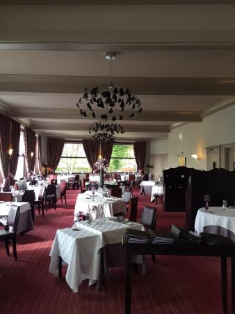 Hotel Beau Rivage : Le Restaurant