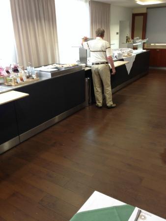 Spa & Kur Hotel Harvey: Buffet