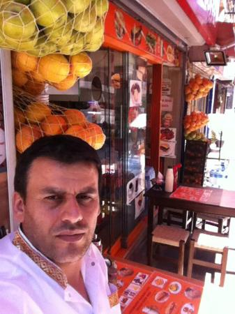 CarsI sultanahmet bufe