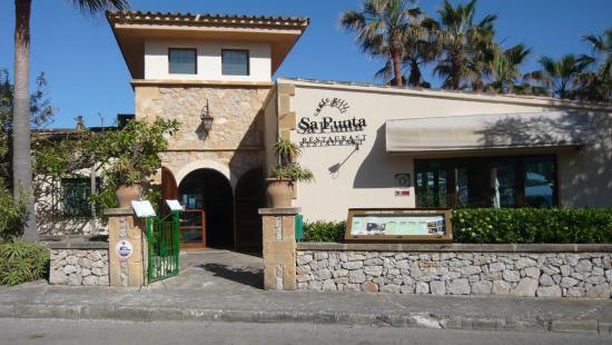 Gran Sol: Sa Punta restaurant