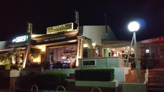 Marin Burgers & Salads