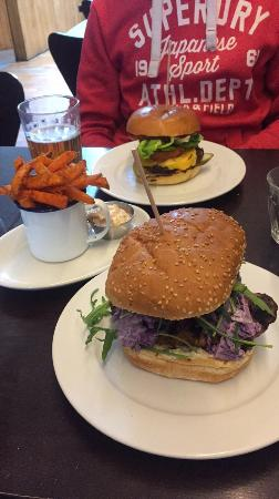 Gourmet Burger Kitchen (Edinburgh)