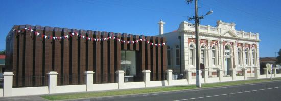The Treasury: Our buildings won the Heritage Award at the 2015 Waikato/BOP New Zealand Architecture Awards