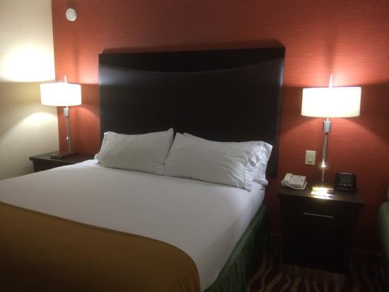 Holiday Inn Express Marietta-Atlanta Northwest: Chambre