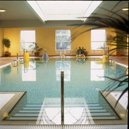 Exercise Pool Including Aqua Gym Equipment Picture Of Ragdale Hall Spa Melton Mowbray