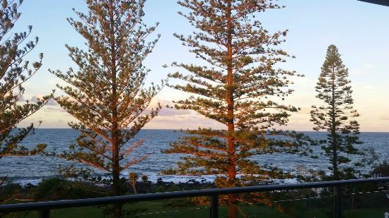 Manta Bargara Resort: View from room