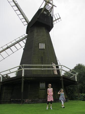 Stelling Minnis, UK : Davison's Windmill