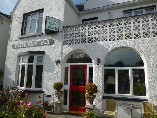 Inishmore House: B & B