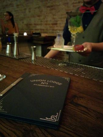 Photo of Restaurant Union Lodge No. 1 at 1543 Champa Street, Denver, CO 80202, United States
