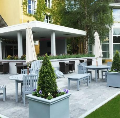 The Terrace at the Killarney Park Hotel