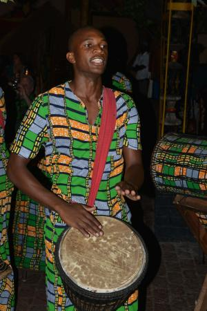 The Boma - Dinner & Drum Show: Drumming Entertainment begins daily at 21:00hrs