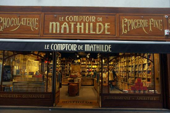 Fantastic Chocolatier And Great Service Le Comptoir De Mathilde