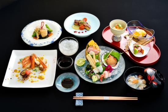 Yamazato, designated a Michelin Plate restaurant. - Kaiseki