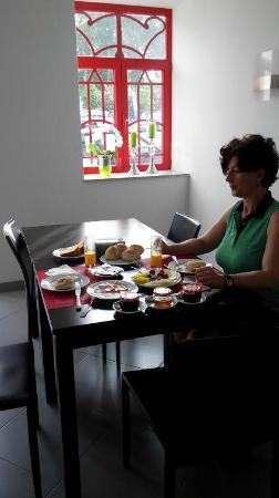 Casa Fontes : Peq. almoço