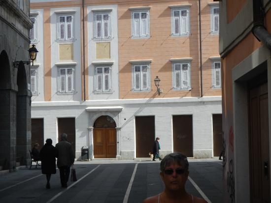 Citta Vecchia (Old City): our street