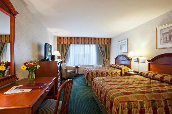 Travel Inn Hotel New York: Double Double room