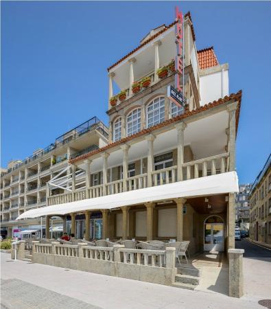 Hotel del Mar, hoteles en Sanxenxo