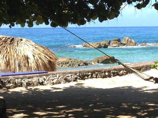 Coral Cove Resort: Breakfast View