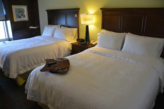 Hampton Inn Colby: Room