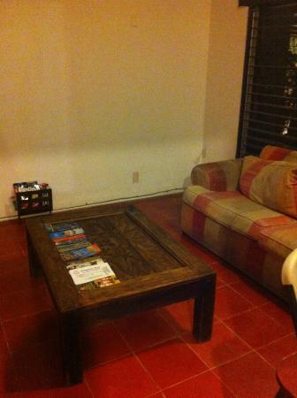 Haina Hostal : Chill out area