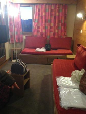 Pierre & Vacances Residenz l'Ours Blanc: salle à manger