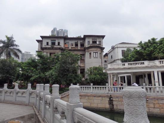 Westside Mansion: Xiguan House of Longjin