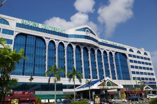 The centrepoint hotel picture of the centrepoint hotel - Centrepoint hotel brunei swimming pool ...