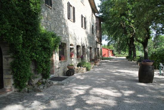 San Terenziano, Włochy: villa selva..