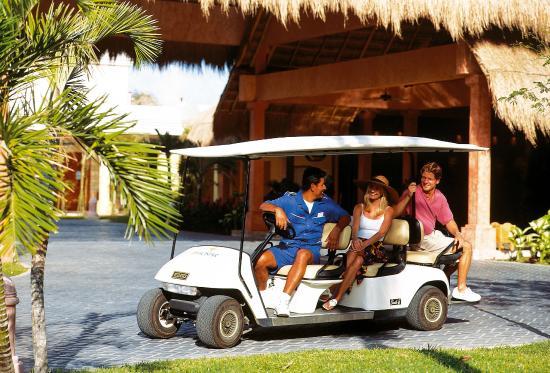 Iberostar Tucan Hotel : Motor lobby