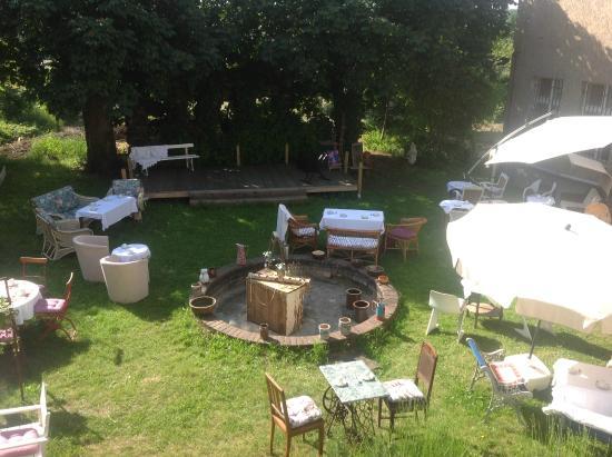 Liesbeths Geheimer Garten Bild Von Cafe Liesbeth Eberswalde