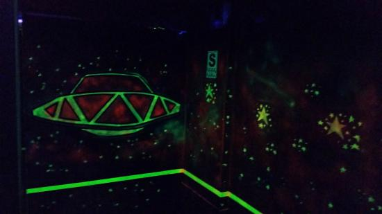 Laser Game Cusco