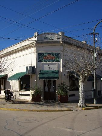 General Las Heras, อาร์เจนตินา: Exterior
