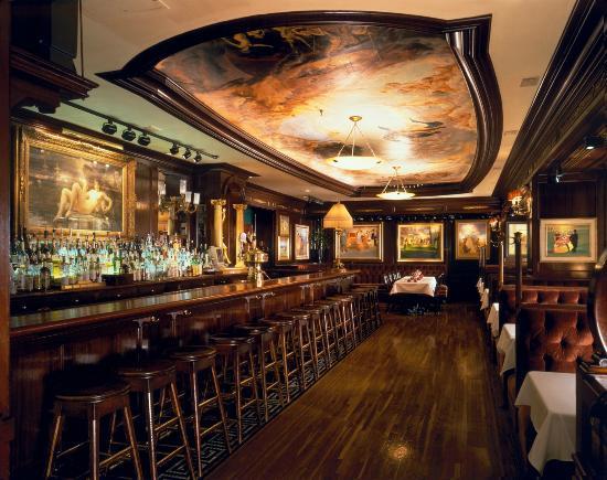 Old Ebbitt Grill: Grant's Bar
