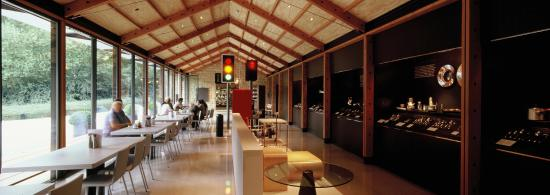 David Mellor Cafe: Design_Museum_Cafe_Interior
