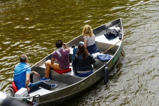 Canal Motorboats: Boat rentals Amsterdam