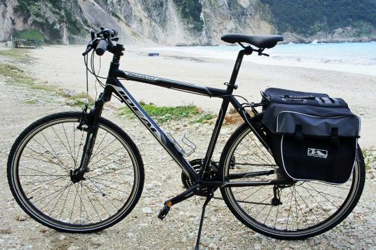 Ideal Megisto All Terrain Trekking Bike Picture Of Rent A Bike Kefalonia Argostolion Tripadvisor