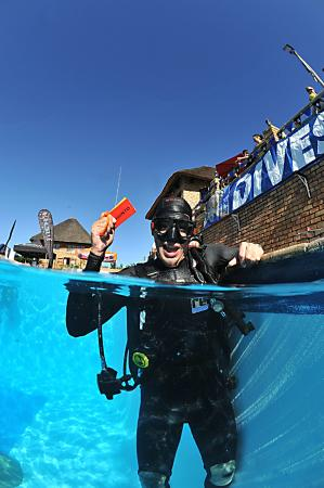 Scubaversity: DSD's conducted at the pool