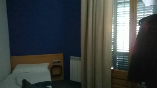 Pension Peiro: Camera singola - porta finestra
