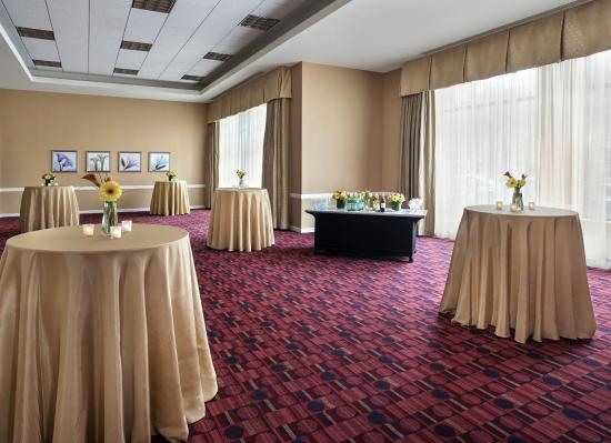 Residence Inn Boston Cambridge : Meeting Space