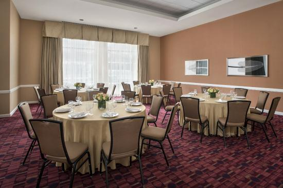 Residence Inn Boston Cambridge : Meeting Room