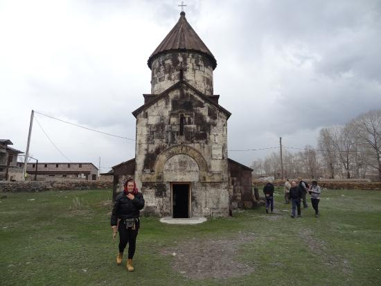 Noratus, Armenia: St. Grigor: general view