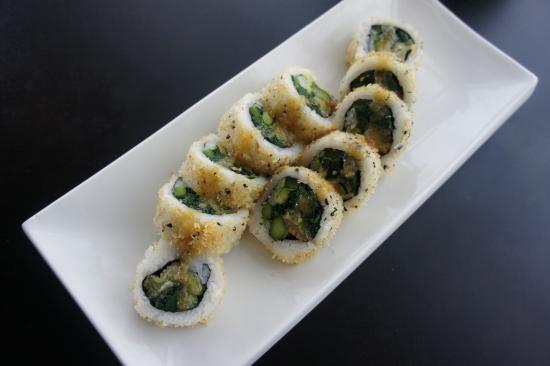 Japanese Dinner Hamachi Sushi Oob Groupon