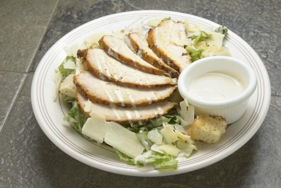 South Cle Elum, WA: Smoked Chicken Ceasar