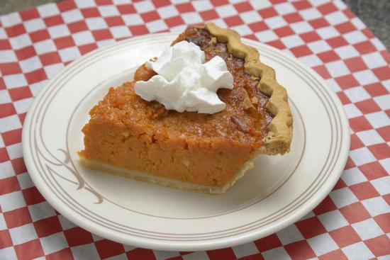 South Cle Elum, WA: Sweet Potato Pie