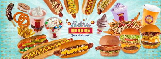 Photo of American Restaurant Retro Dog at 350 E Steels Corners Rd, Cuyahoga Falls, OH 44224, United States