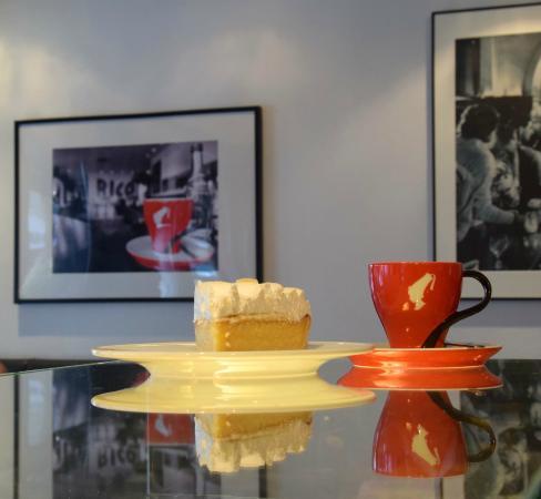 Cafe RICO: Café, Kuchen