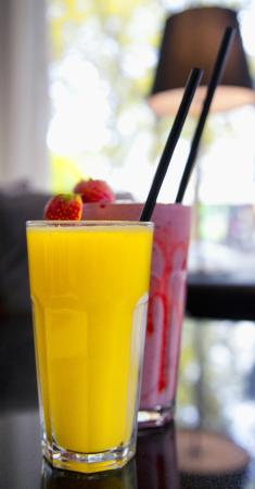 Cafe RICO: Säfte, Shakes & Smoothies