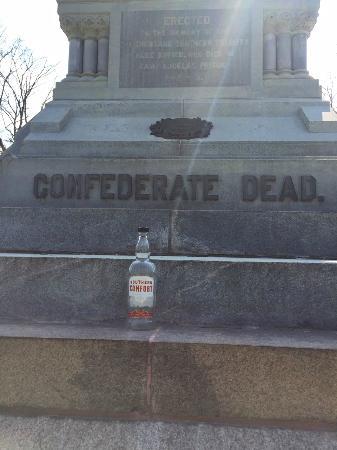 Oak Woods Cemetery: Southern Comfort